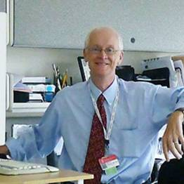 Photo of Simon C. Robson,  MB, ChB, FRCP, PhD