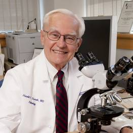 Photo of Harold F. Dvorak,  MD