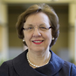 Photo of Barbara J. McNeil,  MD, PhD